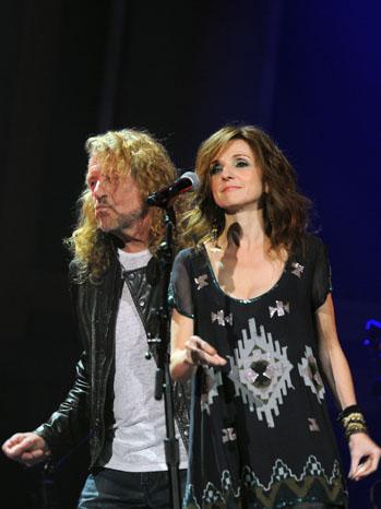Patti Griffin Robert Plant Americana Music Association - P 2012