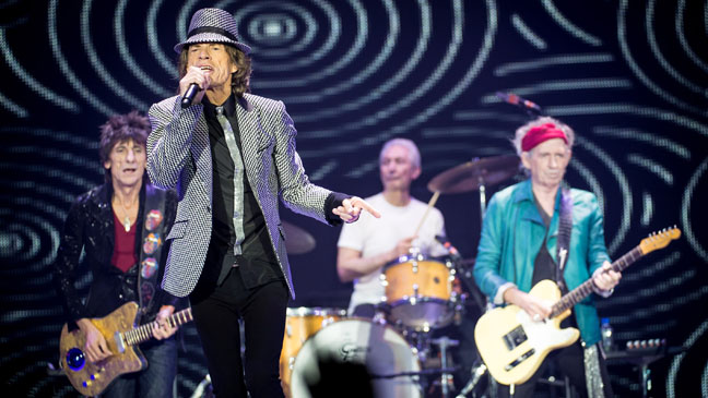 The Rolling Stones Performing London - H 2012