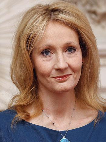 TELEVISION: J.K. Rowling