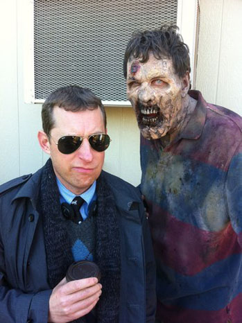 Scott Gimple Walking Dead - P 2012