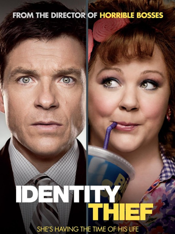 Identity Thief one sheet - P 2012