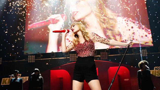 24. Taylor Swift