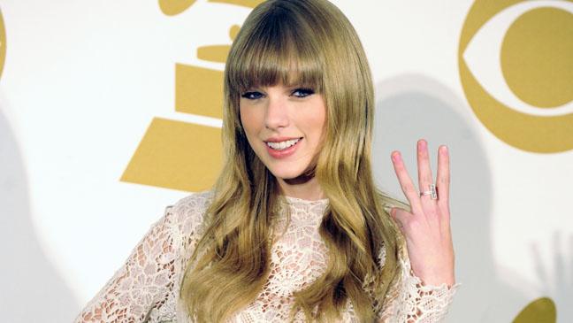 Taylor Swift Top Ten - H 2012