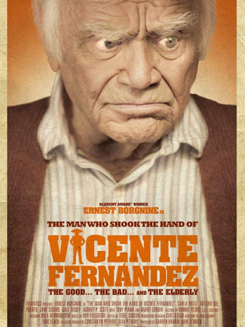 The Man Who Shook the Hand of Vicente Fernandez - P 2012