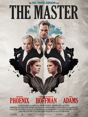 The Master Poster - P 2012