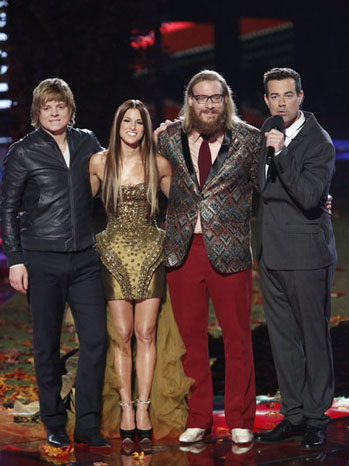 The Voice Final Three - H 2012