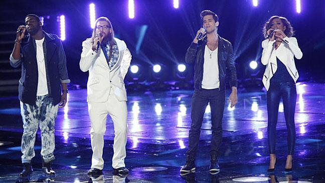 The Voice Live Finale - H 2012