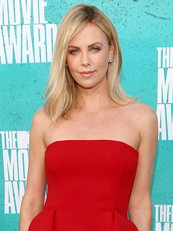 FILM: Charlize Theron