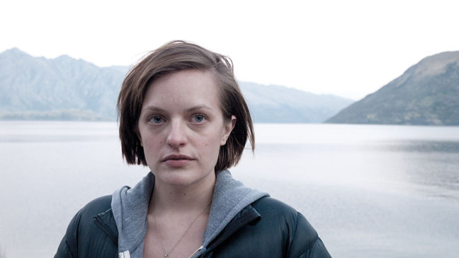 Top of the Lake Elisabeth Moss - H 2012