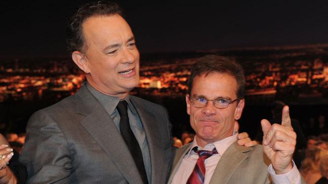 Tom Hanks Robert Scolari TV Land - H 2012