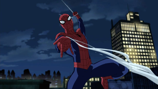 Ultimate Spider-Man - H 2012
