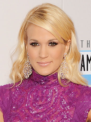 TELEVISION: Carrie Underwood