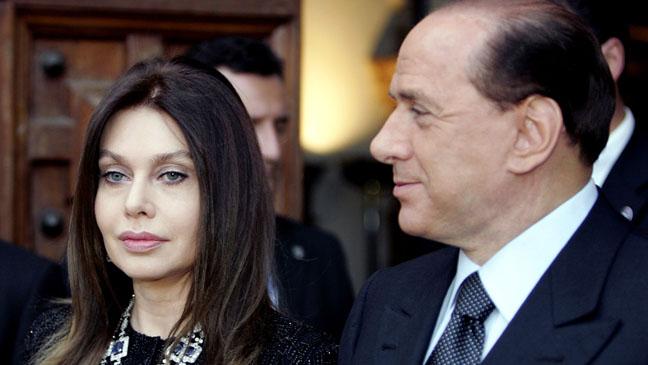 Silvio Berlusconi Veronica Lario 2007 - H 2012