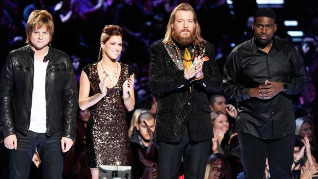 The Voice Semi-Finalists Contestants - H 2012