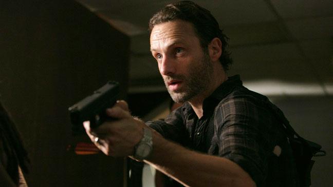 The Walking Dead 308 Episodic Rick - H 2012