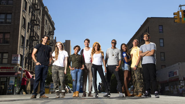 Washington Heights Cast - H 2012