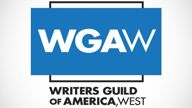WGA West Logo - H 2012