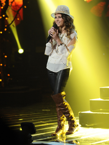 x factor finale carly rose sonenclar P