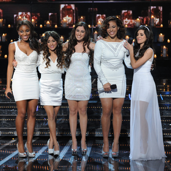 X Factor finale Fifth Harmony night 1 P