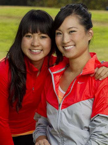 Pamela Chien, Winnie Sung