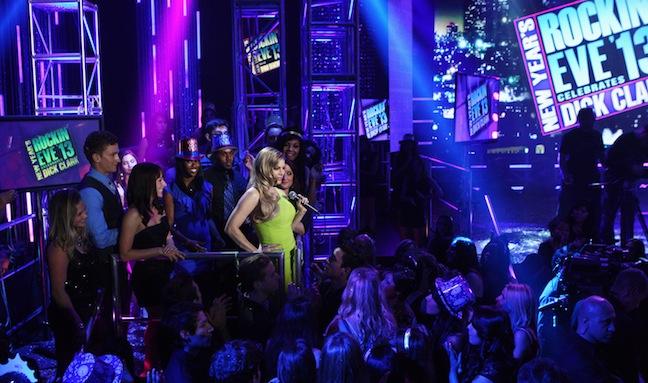 New Years Rockin Eve 2012 H