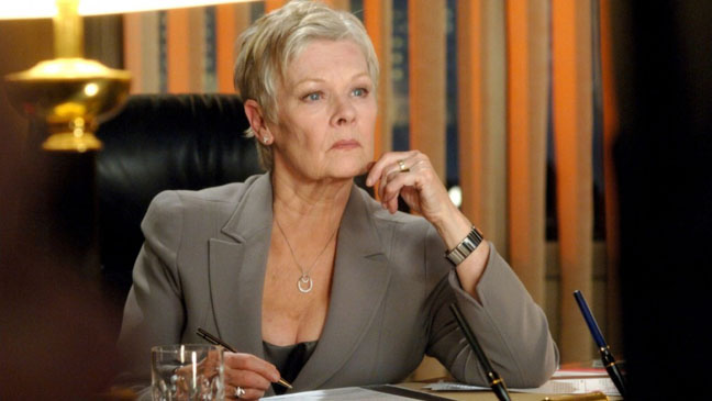 'Casino Royale': Judi Dench