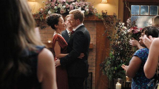 "Cristina and Owen, ""Grey's Anatomy"""