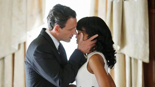 "Fitz and Olivia, ""Scandal"""