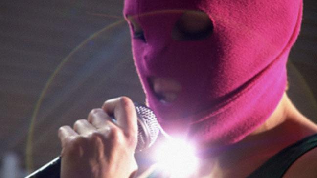 Pussy Riot – A Punk Prayer