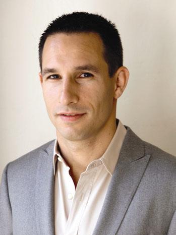Adam Rosenberg Headshot - P 2013
