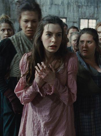 Anne Hathway Les Miserables - P 2013