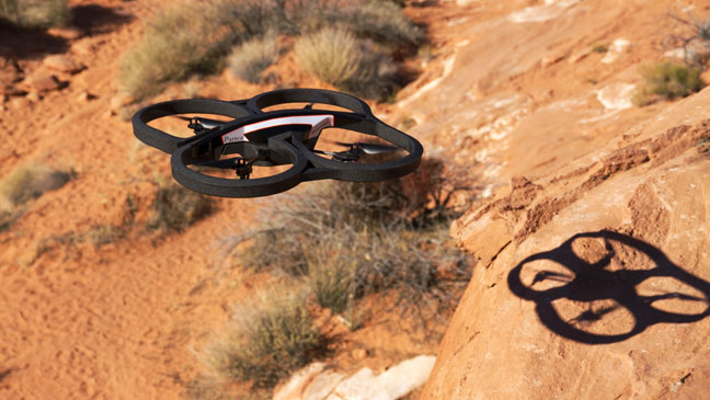 AR Drone Product - H 2013