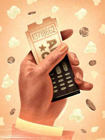 Arbitrage VOD Graphic - P 2012