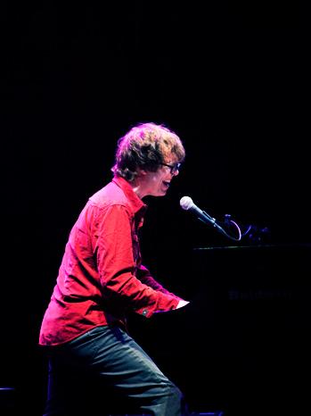Ben Folds Five at Wiltern LA - P 2013