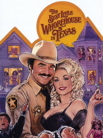 Best Little Whorehouse in Texas Poster - P 2013