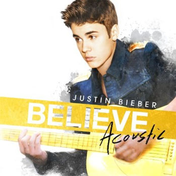 Justin Beiber Believe Acoustic Cover - S 2012