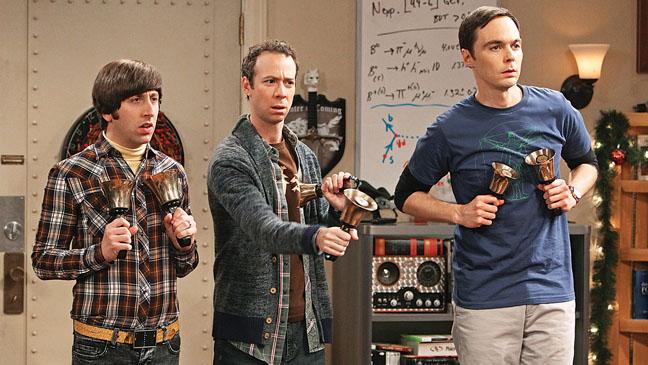 Big Bang Theory Ratings - H 2013