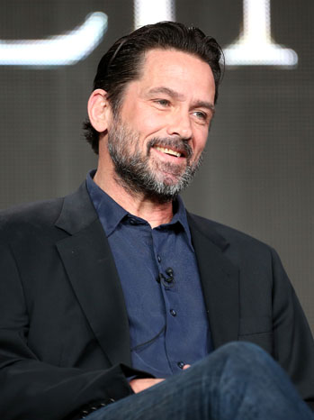 Billy Campbell Headshot - P 2012