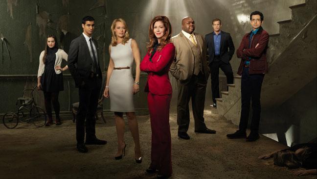 Body of Proof Season 3 Key Art Cast - H 2013