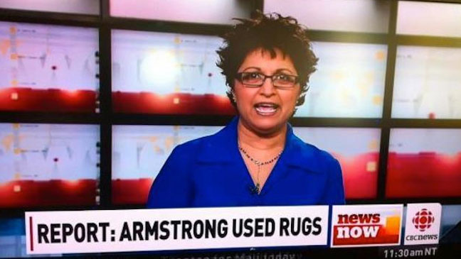 Armstrong Used Rugs - H 2012
