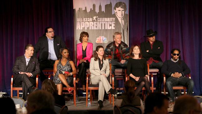 TCA panel - Celebrity Apprentice All Stars