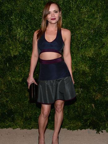 Christina Ricci Dress - P 2013