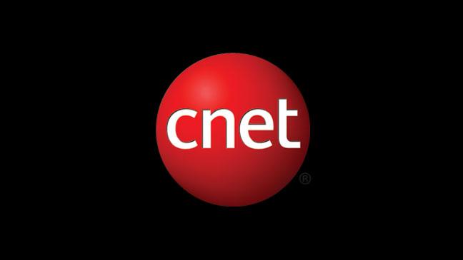 CNET Logo - H 2013