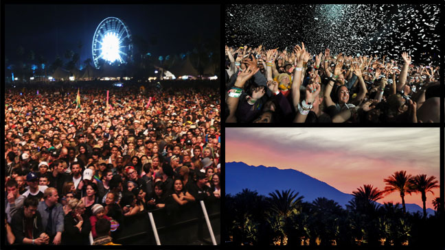 Coachella Sells Out First Weekend - H 2013