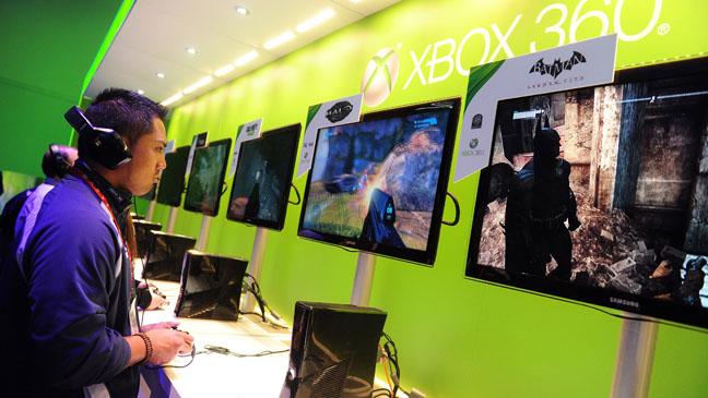 Consumer Electronics Show XBox - H 2012