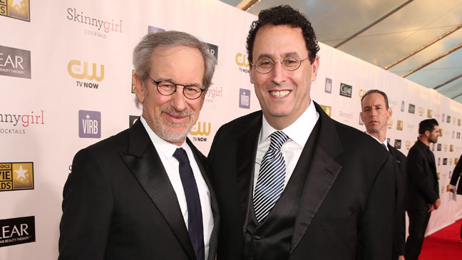 Critics' Choice Steven Spielberg Tony Kushner - P 2013