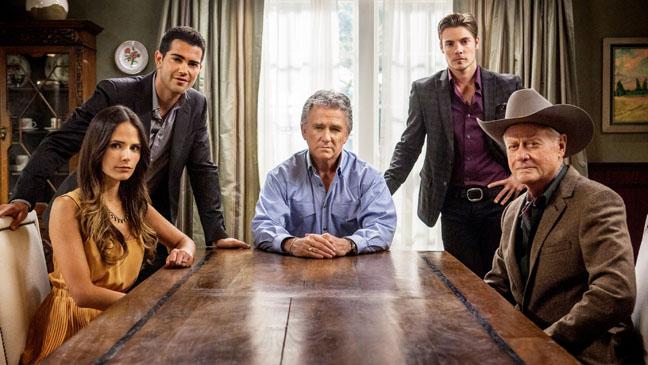 Dallas Cast Image - H 2013