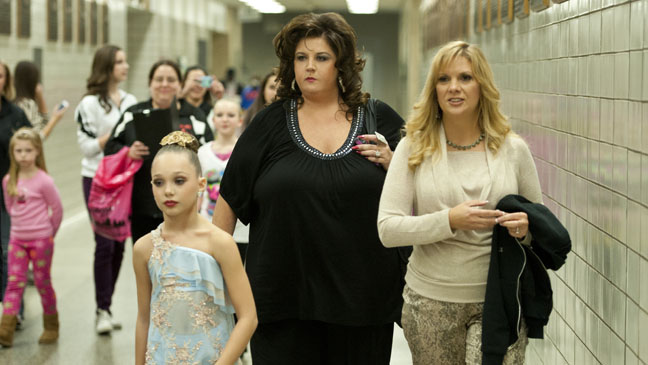 Dance Moms Lifetime - H 2012