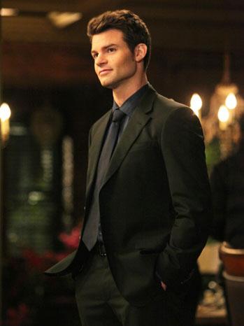 The Vampire Diaries Episodic Daniel Gillies - P 2013