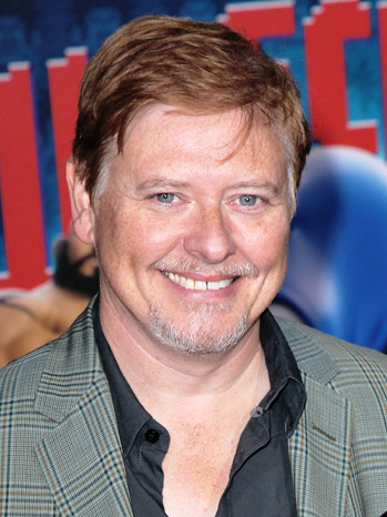 Dave Foley Wreck-It Ralph Premiere - P 2013